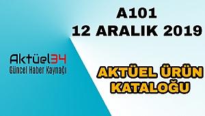 A101 12 Aralık Aktüel Kataloğunda Ucuzluk Şenliği