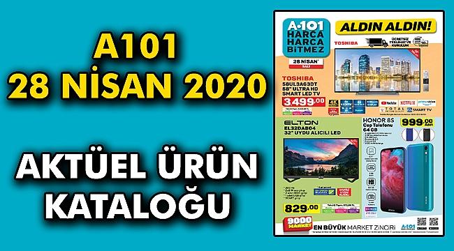 A101 28 Nisan 2020 Aldın Aldın Aktüel Ürünler Kataloğu