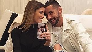 Mauricio Isla ve model eşi Gala Caldirola uslu durmuyor...