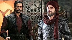 Kuruluş Osman'da Ertuğrul Gazi'yi rolunü Ediz Hun oynayacak