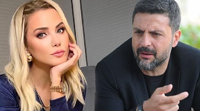 Ece Erken, Şafak Mahmutyazıcıoğlu ilişkilerine ikinci bir şans verdi denizde öpüşürken görüntülendi