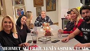 Mehmet Ali Erbil Doğum Gününü Eski Eşleriyle Kutladı!